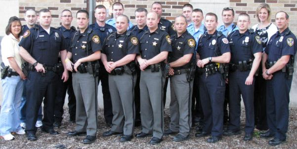 Greenville City Police Department